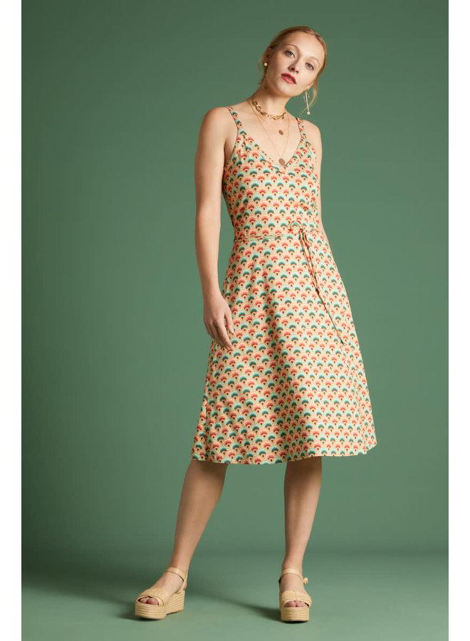 Kleid - Isa Dress Carmel - Pearly Dew