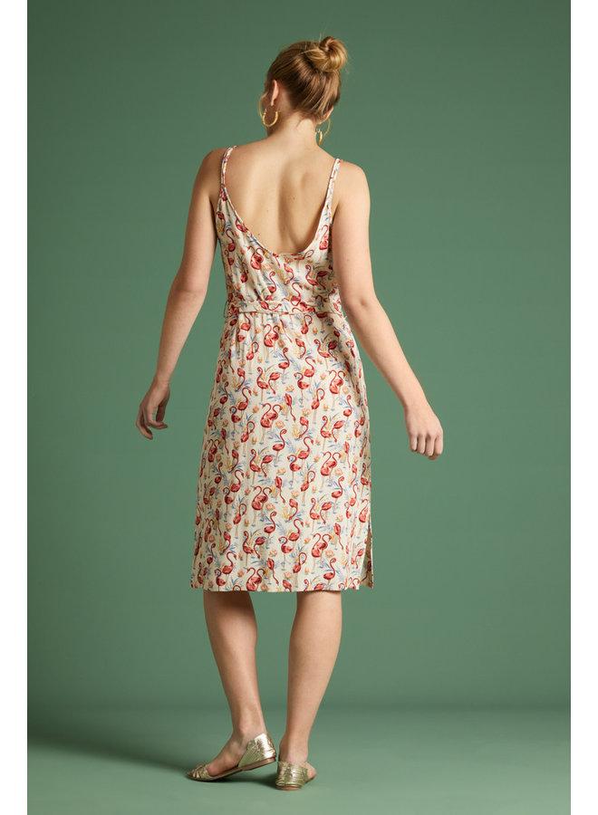 Kleid - Nadya Dress Sonny - Cream