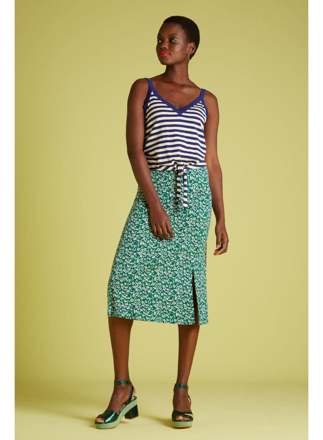 Rock - Iris Skirt Perris - Opal Green