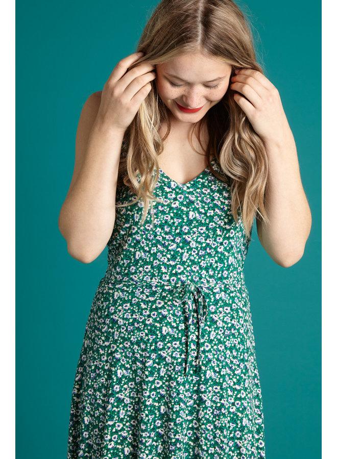 Kleid - Isa Camisole Dress Perris - Opal Green