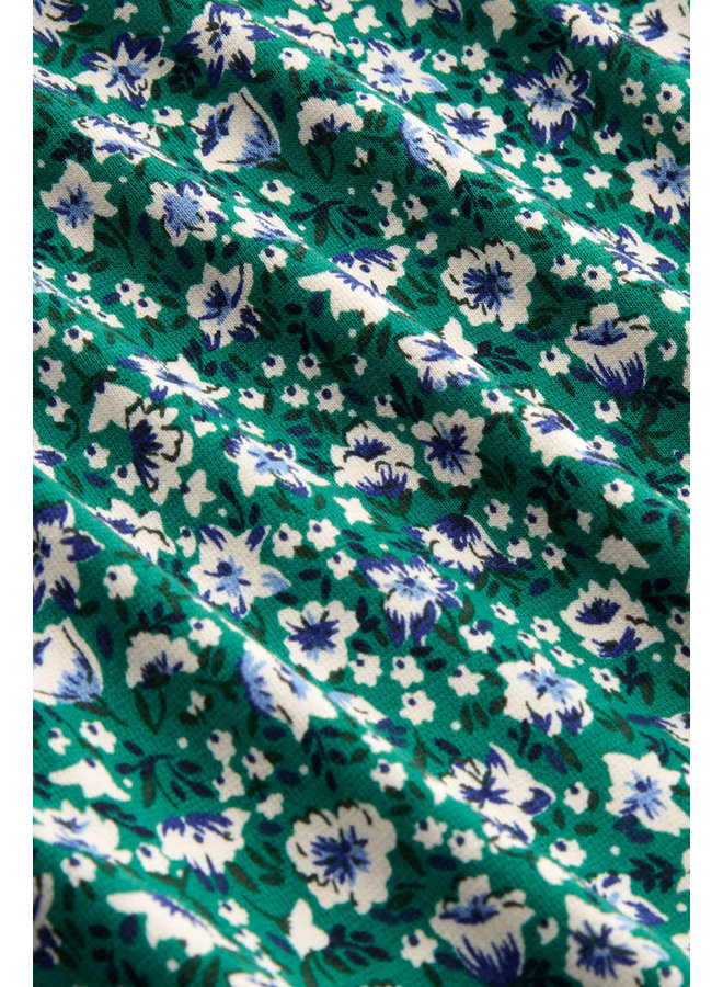 Kleid - Olive Dress Perris - Opal Green