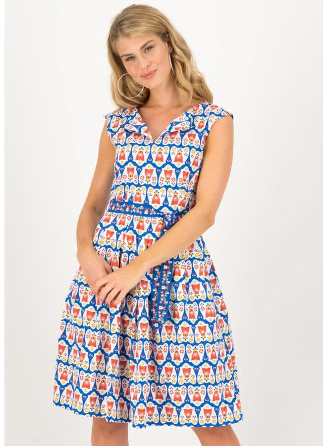 Sommerkleid lekker meisje - antje van ameland