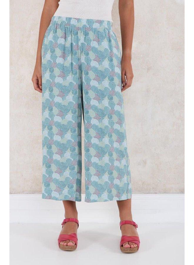 Hosen Runa - turquoise