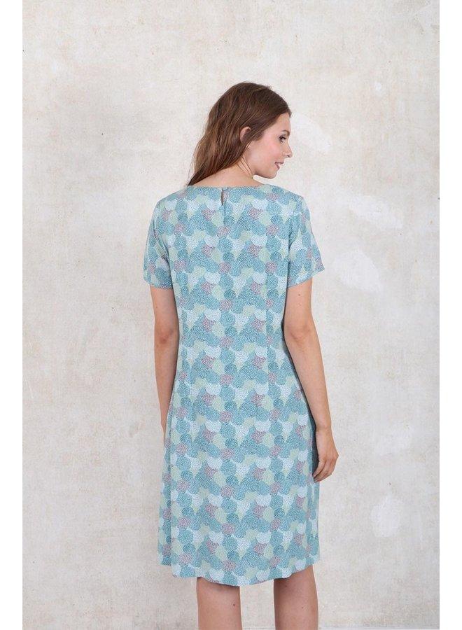 Kleid Laya - turquoise