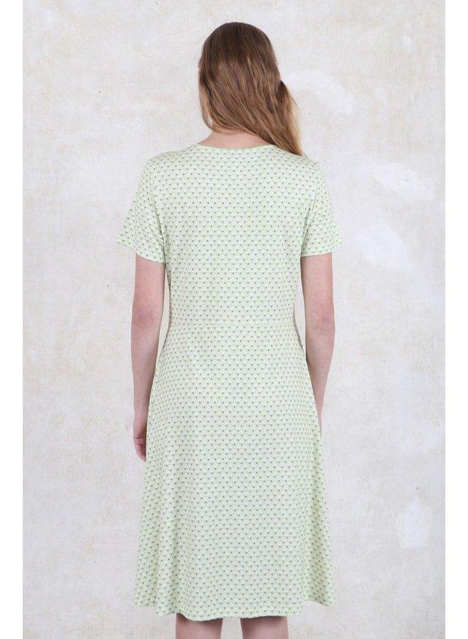 Kleid Maha - lime