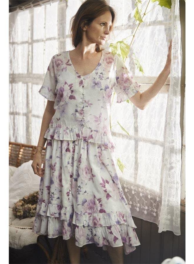 Bluse Jada - Flowered