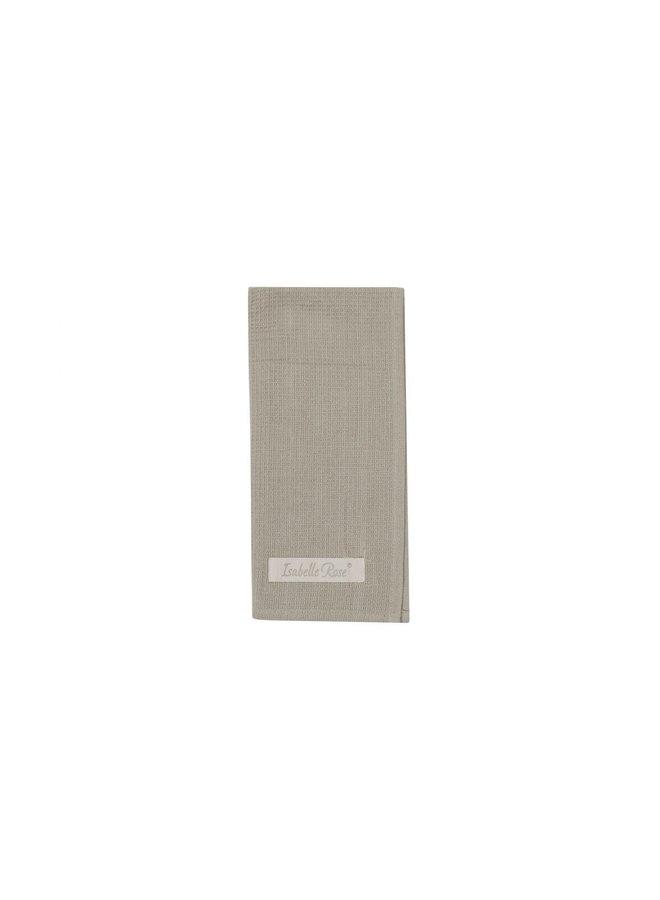 Geschirrtuch - Waffeltuch Beige - 50x70cm