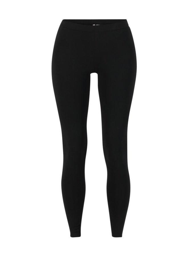 Leggings lovely legs - black star