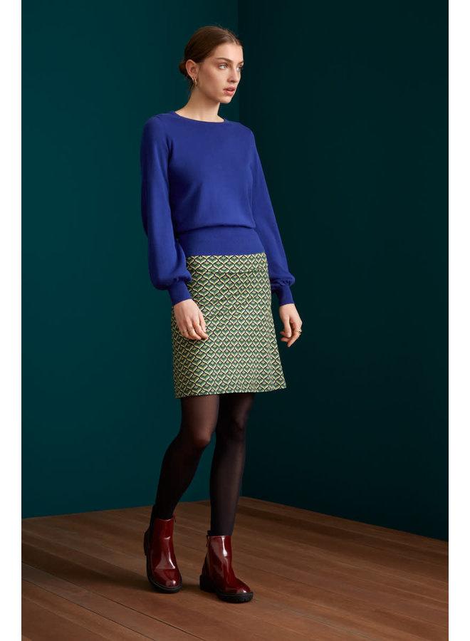 Rock - Border Skirt Residence - Storm Blue