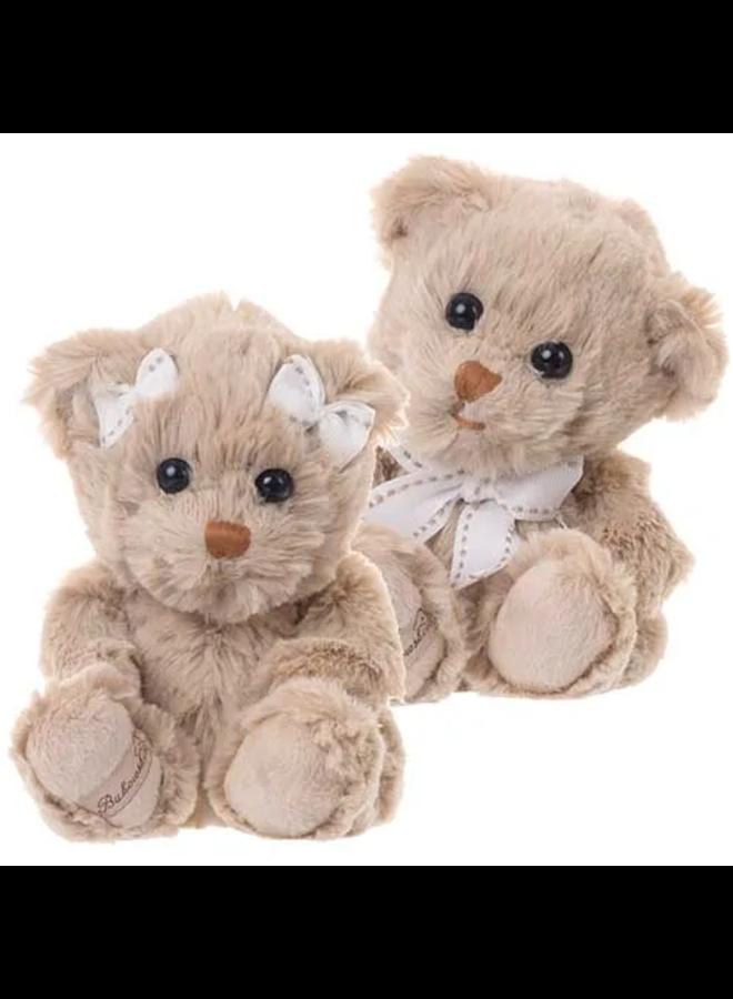 Teddybären - Nina & Pappa