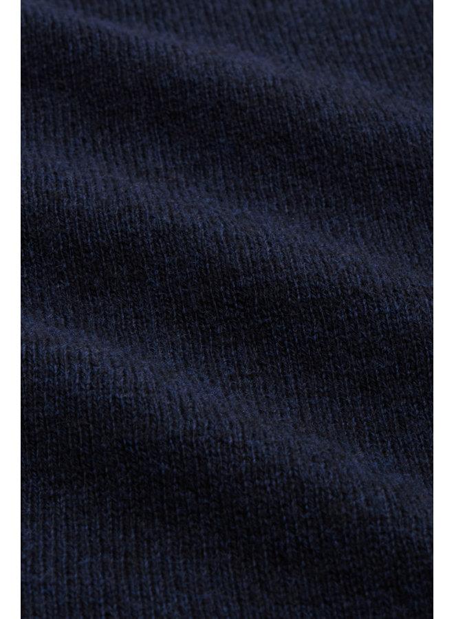 Cardi V Cocoon - Blue