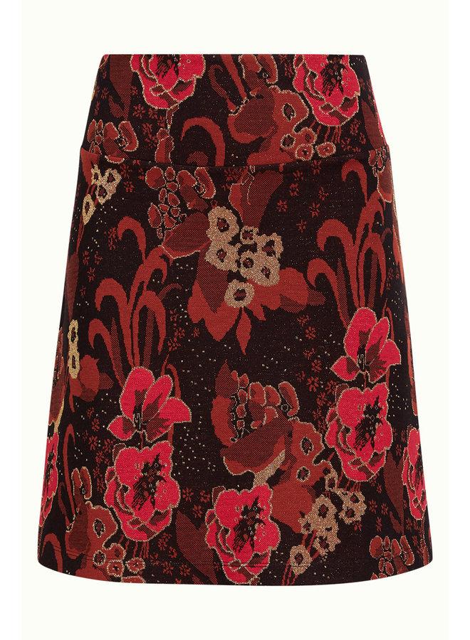 Rock - Border Skirt Bloomsbury - Black