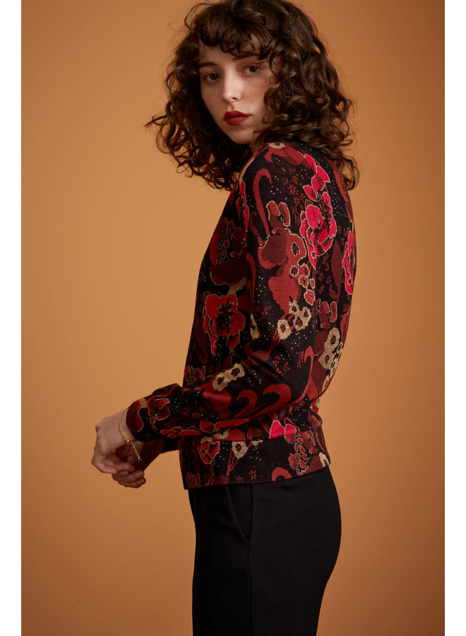 Blouson - Iris Jacket Bloomsbury - Black