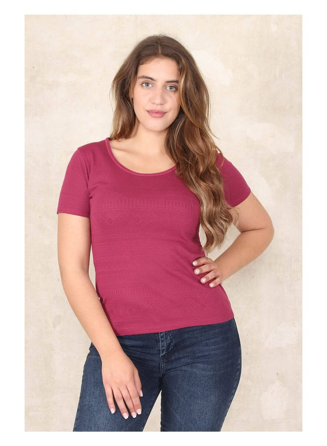 T-Shirt Maren - purple