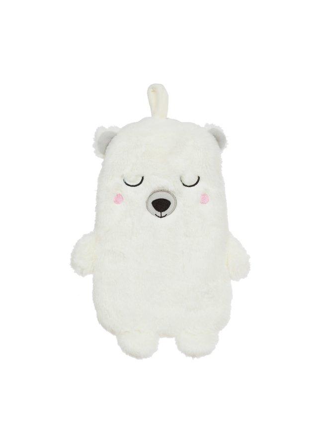 Bettflasche Eisbär