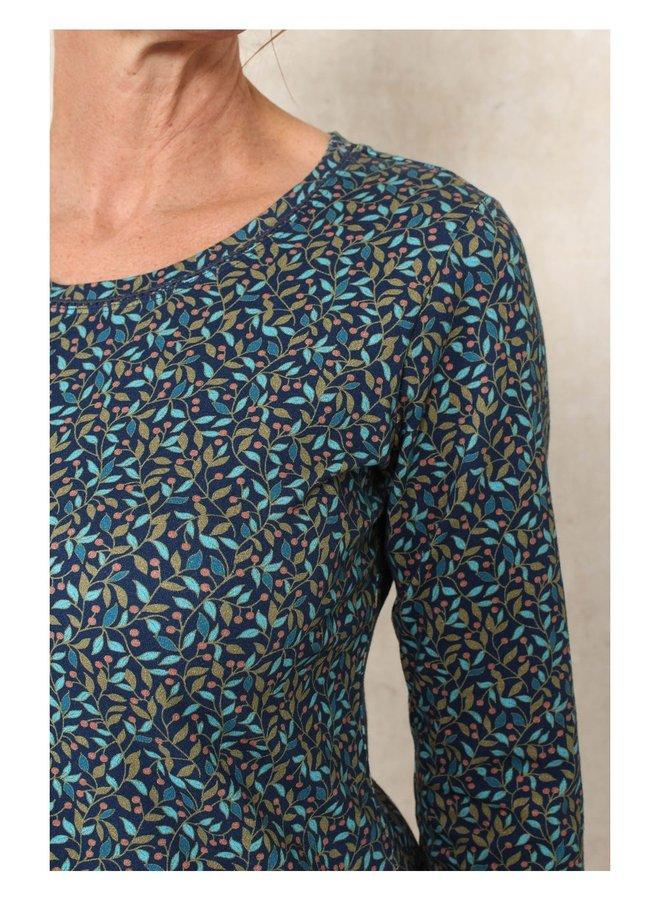 Shirt Naela - navy