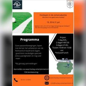 HC NIEUWKOOP| MEIKAMP| C, D, E & F | 19 20 & 21 JULI 2021