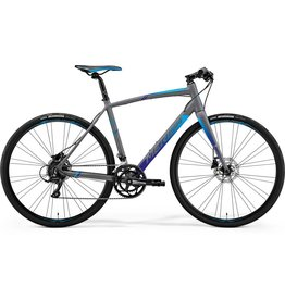 Merida Merida Speeder 200 Grey/Blue 2018/2019