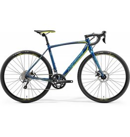 Merida Merida Cyclo Cross 300 2018 Blue/Yellow