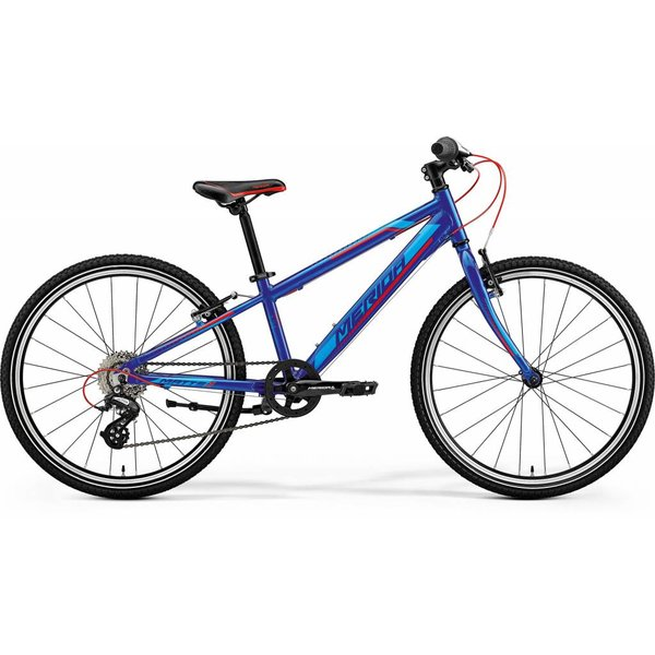 Merida Merida Matts Jr624 Race Kids Bike from 7 years 24w 2020 Blue