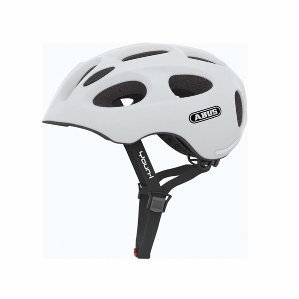 Abus Abus Youn-I Cycling Helmet with integrated light