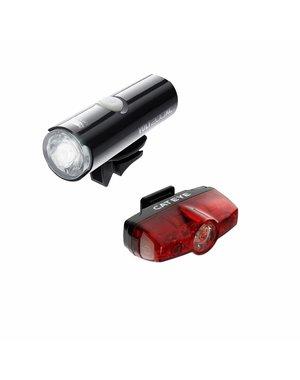 CatEye Cateye Volt 200XC & Rapid Mini USB Rechargeable Lights Set