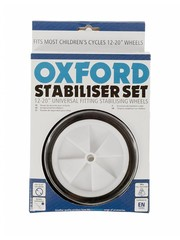 Oxford Universal Stabilisers for kids bikes (12-20w)