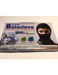BALACLAVA OXFORD COOLMAX BLACK