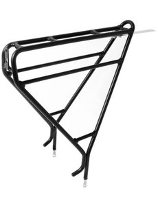 M Part Carrier M-Part AR2 rear road rack black Black