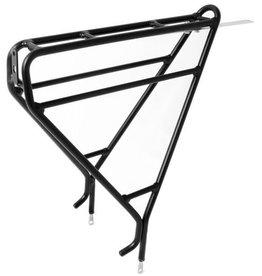M Part Carrier M-Part AR2 rear road rack black Black