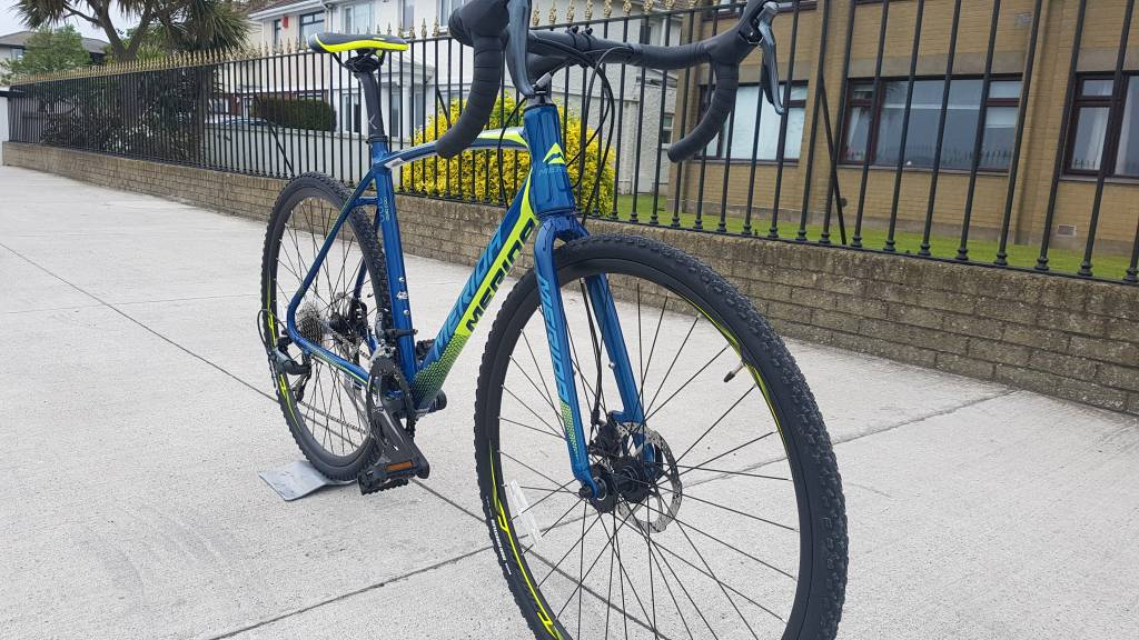 SECOND HAND MERIDA CYCLOROSS 300 2018 52CM NEVER USED (PRIVATE SALE)