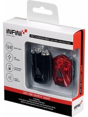 Light set Infini I-260WR Lava twin pack micro USB