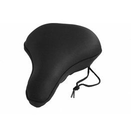 M Part MPart Gel Saddle Cover Black