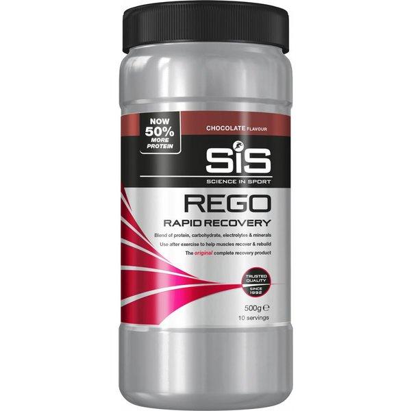 SIS REGO Rapid Recovery drink powder chocolate 500 g tub Chocolate 500 g