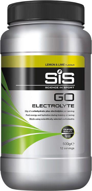 SIS Nutrition SIS GO Electrolyte drink powder 500 g tub