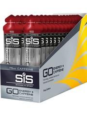 SIS Nutrition Energy Gel Sis Go Plus Caffeine 60ml (Box of 30)