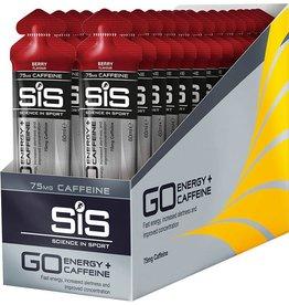 SIS Nutrition ENERGY GEL SIS GO PLUS CAFFEINE  60ML **BOX OF 30