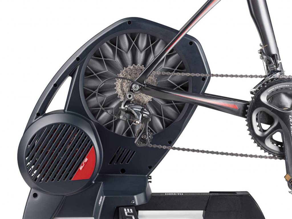 Elite ELITE DIRETO DIRECT DRIVE, B+ MAG SMART TRAINER (NEW)