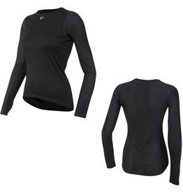 Womens Pearl Izumi Transfer Long Sleeve Baselayer