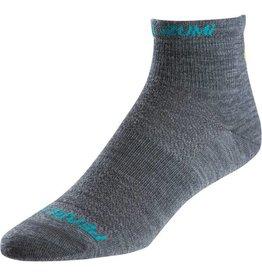 Pearl Izumi Women's Pearl Izumi ELITE Wool Sock, Shadow Grey