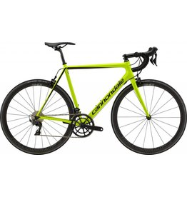 Cannondale Cannondale SuperSix Evo Dura-Ace Road Bike 2019 Lime/Black