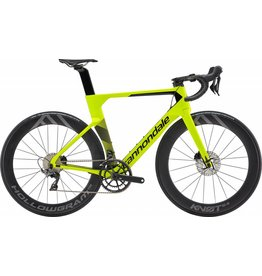 Cannondale Cannondale SystemSix Carbon Dura-Ace Road Bike 2019 Yellow/Black