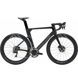 Cannondale Cannondale SystemSix Hi-MOD Dura-Ace Di2 Road Bike 2019 Black/Grey