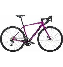 Cannondale Cannondale Synapse Carbon Disc Womens Ultegra Road Bike 2019 Purple/Black