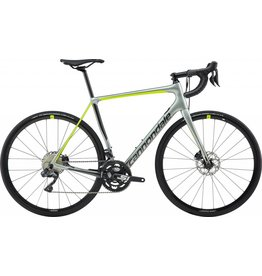 Cannondale Cannondale Synapse Carbon Disc Ultegra Di2 Road Bike 2019 Silver/Black/Lime