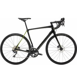 Cannondale Cannondale Synapse Carbon Disc Ultegra Road Bike 2019 Black/Grey/Lime