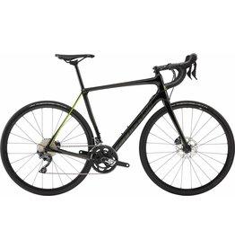 Cannondale Cannondale Synapse Carbon Disc Ultegra Road Bike 2019 Black/Grey/Lime