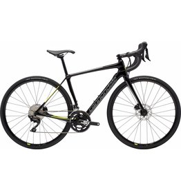 Cannondale Cannondale Synapse Carbon Disc Womens 105 Road Bike 2019 Black/Grey/Lime
