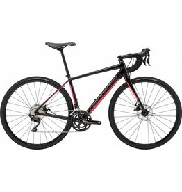 Cannondale Cannondale Synapse Disc Womens 105 Road Bike 2019 Black/Pink