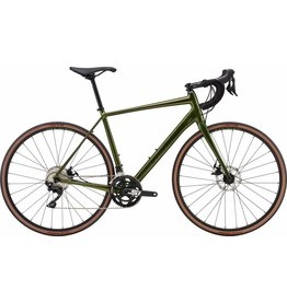 Cannondale Cannondale Synapse Disc 105 SE Road Bike 2019 Dark Green